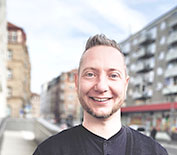 Porträtfoto: Alexander von Hof