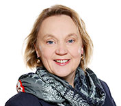 Porträtfoto: Dr. Sabine Wöhlke