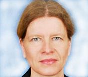 Porträtfoto: Prof. Dr. Annette Riedel